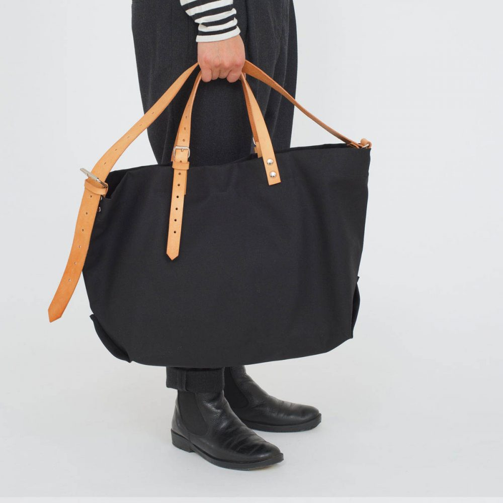 PAPA BAG black/schwarz #4 (Tote bag/Tragetasche)