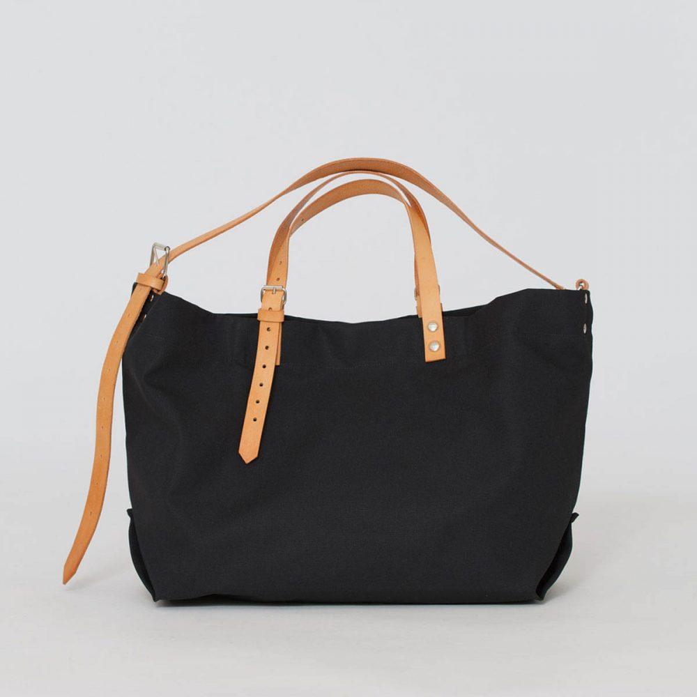 PAPA BAG black/schwarz #1 (Tote bag/Tragetasche)