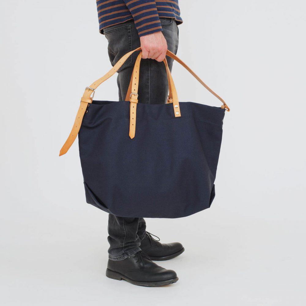 PAPA BAG navy/blau #4 (Tote bag/Tragetasche)
