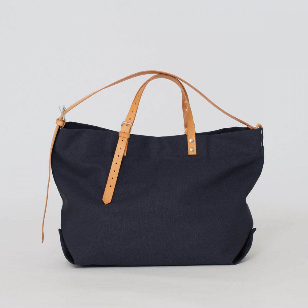 PAPA BAG navy/blau #1 (Tote bag/Tragetasche)