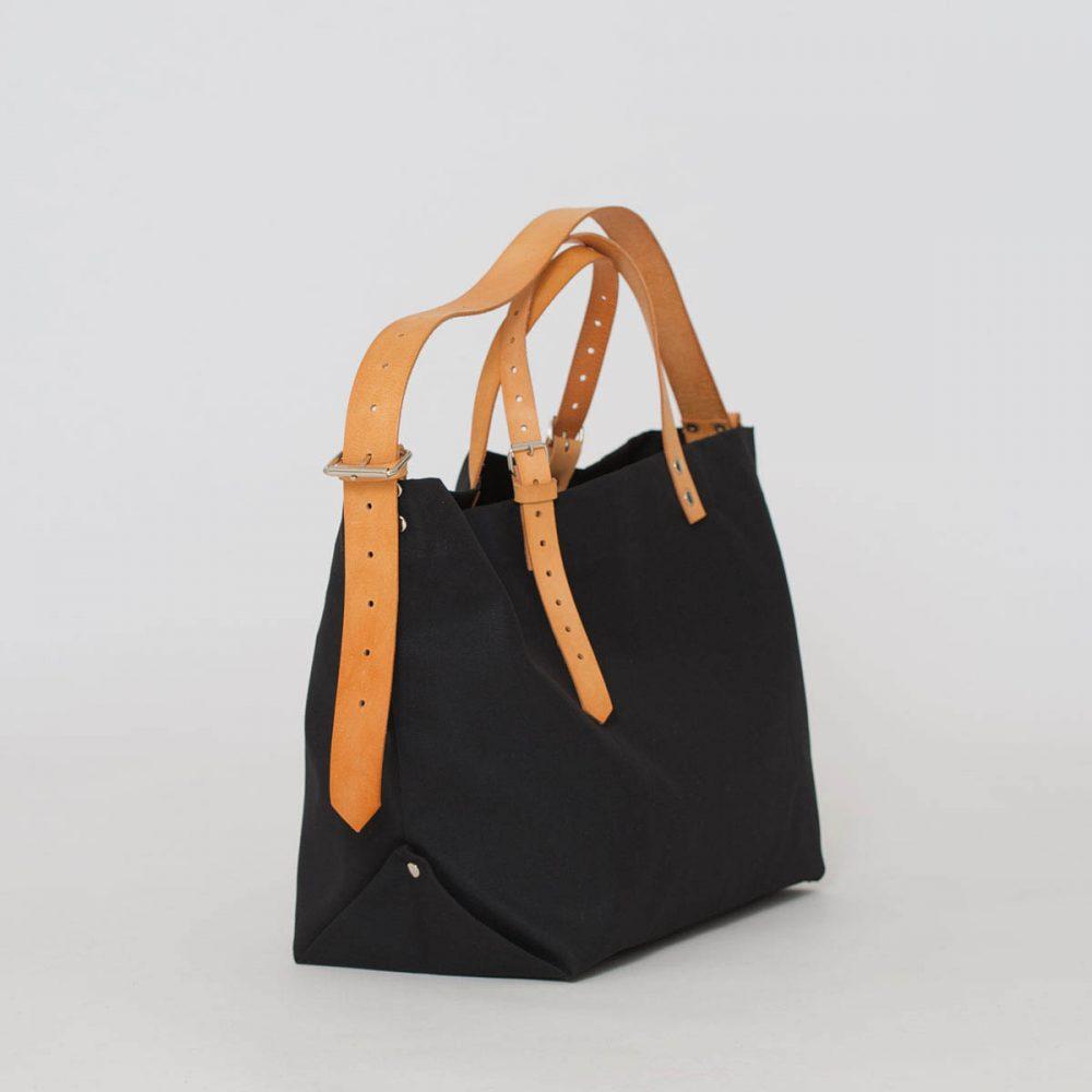 PAPA BAG black/schwarz #2 (Tote bag/Tragetasche)