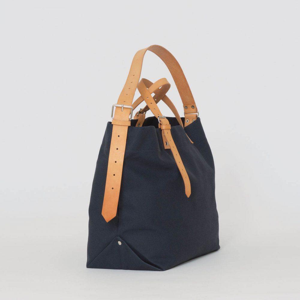 PAPA BAG navy/blau #2 (Tote bag/Tragetasche)
