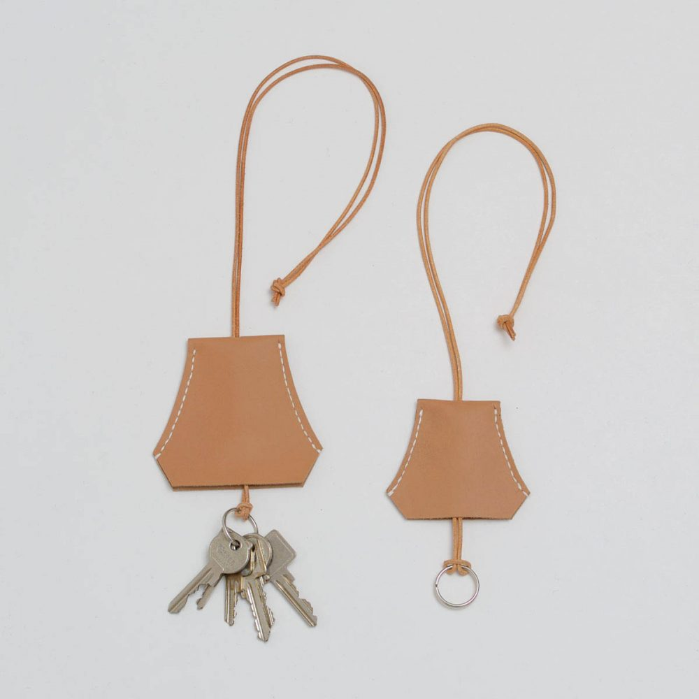 BELL NATURAL #4 (Key holder/Schlüsselanhänger)