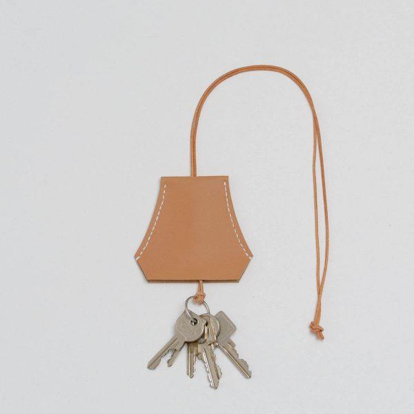 BELL NATURAL #2 (Key holder/Schlüsselanhänger)