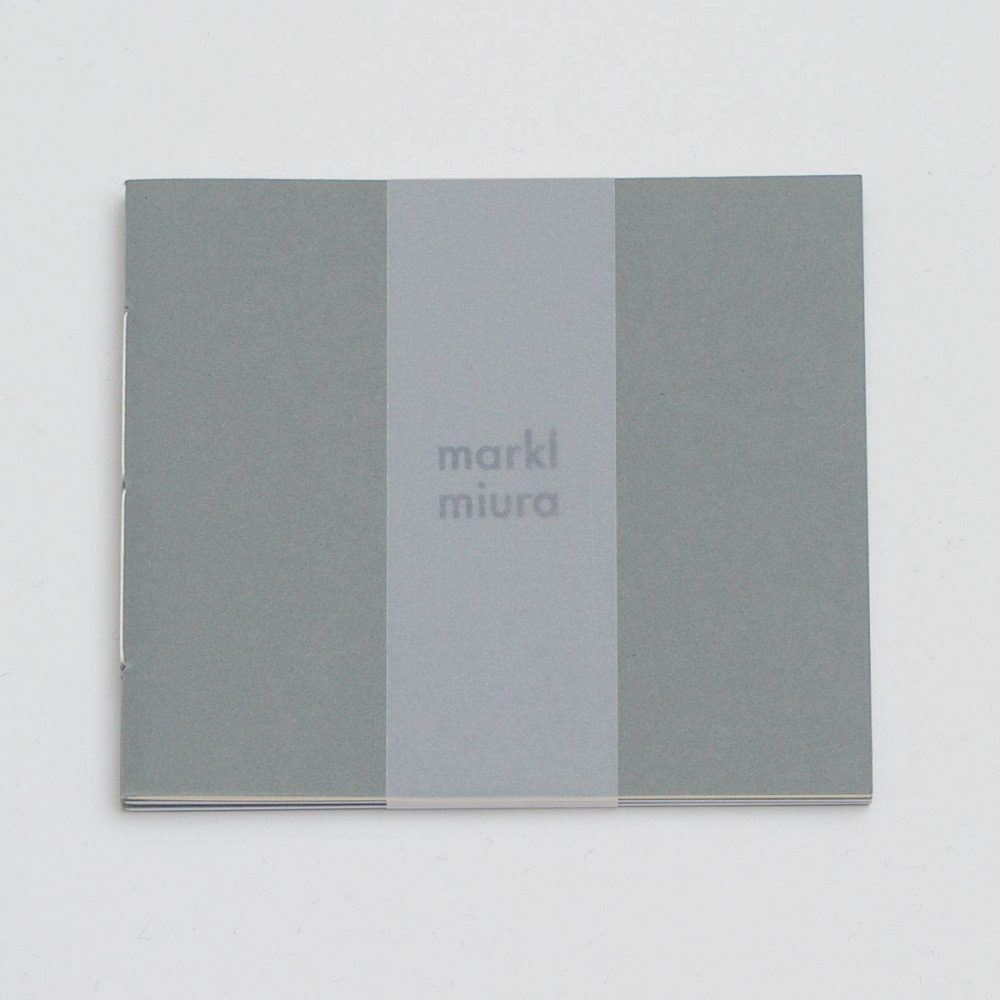 MINI NOTEBOOK (Notebook/Notizbuch) #1