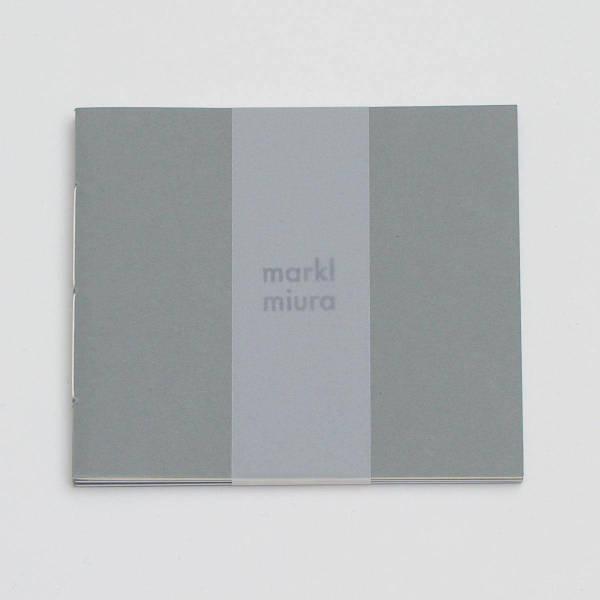 MINI NOTE BOOK (Notebook/Notizheft) #1